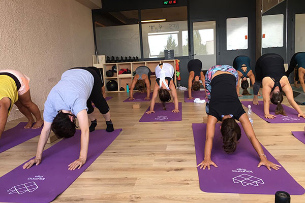 Cours yoga Annecy - Cours Pilates Annecy -  Cours cross Training Annecy